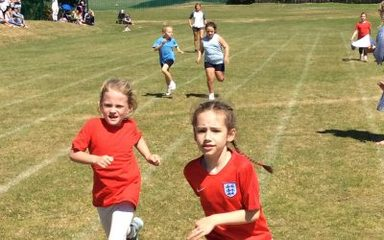Fantastic key stage one sports day
