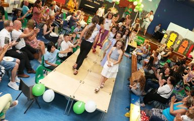 Fantastic Charity Fashion Show and Talent Show