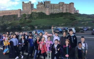 Year 4 Northumberland Adventure