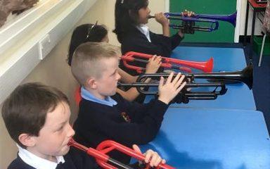 Year 4 Trumpet Skills