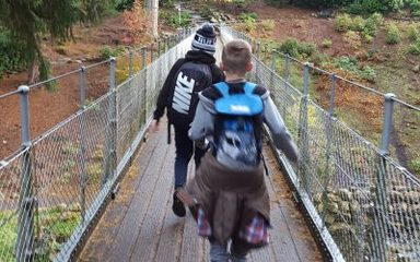 Y5's Trip to Cragside