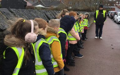 Y3RO Pedestrian Training