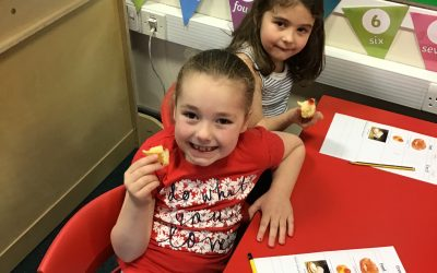 French Day in Year 1