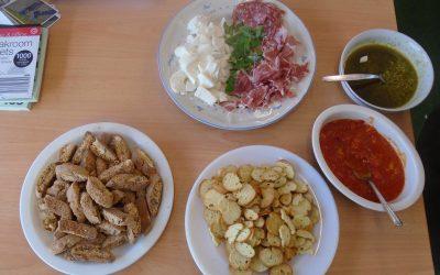 Italian Day in Year 6