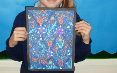 Our William Morris Wallpaper Designs Glynwood Primary